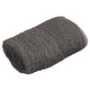 GMT Industrial-Quality Steel Wool Hand Pad, #00 Very Fine, 16/Pack, 192/Carton