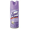 Disinfectant Spray, Early Morning Breeze Scent, Liquid, 12.5oz Aerosol Can