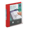 Avery See-Thru Presentation Binder, Round Ring, 1