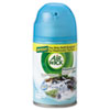Freshmatic Ultra Odor Detect Refills, Fresh Waters, 6.17oz, Aerosol, 6/CT