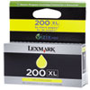 Lexmark 14L0177 (200XL) High-Yield Ink, Yellow