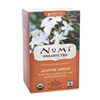 Numi Organic Teas and Teasans, 1.27 oz, Jasmine Green, 18/Box