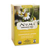 Numi Organic Teas and Teasans, 1.8oz, Chamomile Lemon, 18/Box
