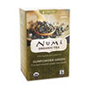 Numi Organic Teas and Teasans, 1.27 oz, Gunpowder Green, 18/Box