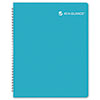 Trellis Weekly/Monthly Planner, 8-1/2 x 11, Teal, 2013