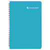 Trellis Weekly/Monthly Planner, 5-1/2 x 8-1/2, Teal, 2013