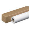 PM Company Wide-Format Inkjet Paper Roll, 48 lbs., 2