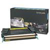 Lexmark X746A1YG Toner, 7000 Page-Yield, Yellow