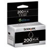 14L0197 High-Yield 200XLA Ink, 2500 Page-Yield, Black