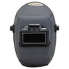 "JACKSON SAFETY HUNTSMAN Fiber Shell Welding Helmet, 4 1/4"" x 2"", Black"
