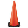 JACKSON SAFETY DW Series Safety Cone, 14w x 28h, Orange/Black