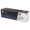 HP 128A, (CE323AG) Magenta Original LaserJet Toner Cartridge for US Government