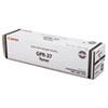 Canon 3764B003AA (GPR-37) Toner, 70,000 Page-Yield, Black