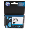 CN057AN140 (HP 932) Ink Cartridge, 400 Page Yield, Black