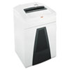 SECURIO P36c Continuous-Duty Cross-Cut Shredder, 31 Sheet Capacity