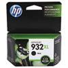 CN053AN140 (HP 932XL) High Yield Ink Cartridge 1000 Page Yield, Black