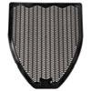 Impact Disposable Urinal Floor Mat, Nonslip, Fresh Blast Scent, 17 1/2 x 20 3/8, Black