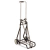 175 lb. Capacity Luggage Cart, 10-1/2 x 12 Platform, Steel