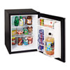 Avanti 2.5 cu. ft. Superconductor Refrigerator, Black
