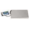 Brecknell LPS400 Portable Shipping Scale, 400 lb Capacity, 12w x 15d Platform