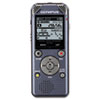 WS-802 Digital Voice Recorder, 4GB, Gunmetal