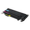 Samsung CLTP407C Toner, Black, Cyan, Magenta, Yellow, 4/Box