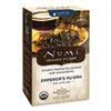 Numi Organic Teas and Teasans, .125oz, Emperor's Puerh, 16/Box