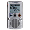 DP-201 Digital Voice Recorder, 2GB, Silver