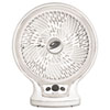 Bionaire Eco-Smart Table Fan, 2-Speed, White
