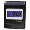 Acroprint 010270001 ATR240 Top Loading Time Clock, Black/Red Ink, 8 x 6 x 10, Black ACP010270001 ACP 010270001