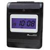 Acroprint 010270001 ATR240 Top Loading Time Clock, Black/Red Ink, 8 x 6 x 10, Black ACP010270001 ACP 010270001