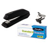 Swingline Standard Economy Stapler Pack, Full Strip, 15-Sheet Capacity, Black