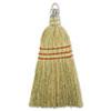 UNISAN Whisk Broom, Corn Fiber Bristles, 10