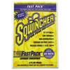 Sqwincher Fast Pack Drink Package, Lemonade, .6oz Packet, 200/Carton