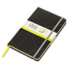 Idea Collective Journal, Hard Cover, Side Binding, 8-1/4 x 5, Black