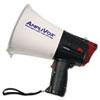 AmpliVox 10W Emergency Response Megaphone, 100 Yards Range