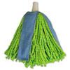 LYSOL Brand Cone Mop Supreme Refill, Green/Blue