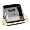 Acroprint ES700 Digital AutomaticTime Recorder, Silver and Black