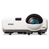 Epson PowerLite 435W Multimedia Projector, 3000 Lumens, WXGA, 1280 x 800 Widescreen