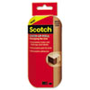 "Scotch Cover-Up Roll,  6""x 30', Brown, 1 Roll"