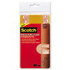 Scotch Mailer Re-Flaps, 3-3/4 x 6,  Manila, 8/Pk