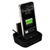 Kensington Charging Dock with Mini Battery Pack for iPhone/iPod, Black