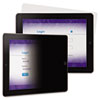 3M Privacy Filter For Apple iPad 2/3, For Landscape Mode