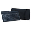 Verbatim Bluetooth Ultra-Slim Wireless Mobile Keyboard, Black