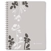 Recycled Botanique Weekly/Monthly Planner, Design, 8 1/2&quot; x 11&quot;, 2013