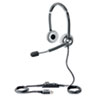 UC Voice 750 Monaural Over-the-Head Headset, Dark Color