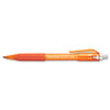 Quick Flip Mechanical Pencil, 0.5 mm, Orange 12/Pk