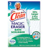 Mr. Clean Magic Eraser Bathroom Scrubber, 4/Box