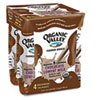 Organic Valley Milk, Single Serve, Chocolate, 8 oz Aseptic Container, 4/Pack