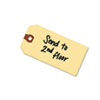 Avery Shipping Tags, Paper, 4 3/4 x 2 3/8, Manlia, 1,000/Box